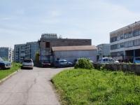 Новокузнецк, улица Олимпийская, дом 20 к.2. офисное здание