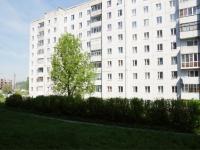 Новокузнецк, улица Космонавтов, дом 10. многоквартирный дом