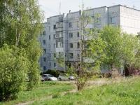 Новокузнецк, улица Космонавтов, дом 12. многоквартирный дом