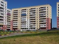 Новокузнецк, улица Звездова, дом 6. многоквартирный дом