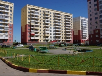 Новокузнецк, улица Звездова, дом 8. многоквартирный дом