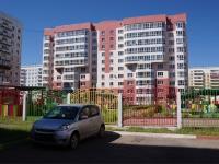 Новокузнецк, улица Звездова, дом 10. многоквартирный дом
