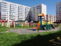 Новокузнецк, улица Звездова, дом 14. многоквартирный дом
