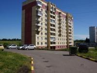 Новокузнецк, улица Звездова, дом 18. многоквартирный дом