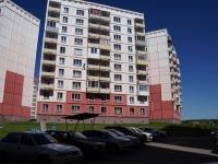 Новокузнецк, улица Звездова, дом 22Б. многоквартирный дом