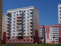 Новокузнецк, улица Звездова, дом 22Г. многоквартирный дом