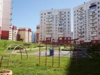 Новокузнецк, улица Звездова, дом 24Г. многоквартирный дом