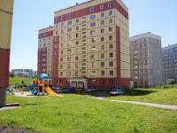 Новокузнецк, улица Звездова, дом 24. многоквартирный дом