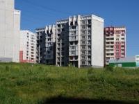 Новокузнецк, улица Звездова, дом 26. многоквартирный дом