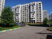 Новокузнецк, улица Рокоссовского, дом 2. многоквартирный дом