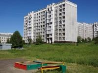 Новокузнецк, улица Рокоссовского, дом 4. многоквартирный дом