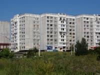 Новокузнецк, улица Рокоссовского, дом 1. многоквартирный дом