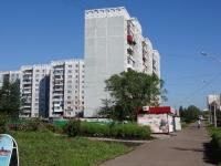 Новокузнецк, улица Рокоссовского, дом 7. многоквартирный дом