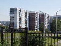 Новокузнецк, улица Рокоссовского, дом 13. многоквартирный дом