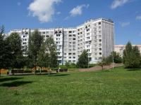 Новокузнецк, улица 11 Гвардейской Армии, дом 13. многоквартирный дом