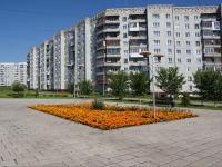 Новокузнецк, улица Чернышова, дом 2. многоквартирный дом