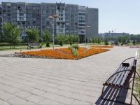 Новокузнецк, улица Чернышова. сквер