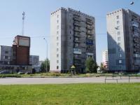 Новокузнецк, улица Чернышова, дом 1. многоквартирный дом