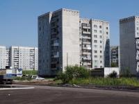 Новокузнецк, улица Чернышова, дом 3. многоквартирный дом