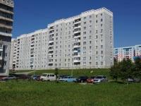 Новокузнецк, улица Чернышова, дом 4. многоквартирный дом