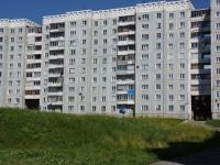 Новокузнецк, улица Чернышова, дом 6. многоквартирный дом