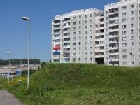 Новокузнецк, улица Чернышова, дом 8. многоквартирный дом