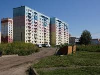 Новокузнецк, улица Чернышова, дом 12А. многоквартирный дом