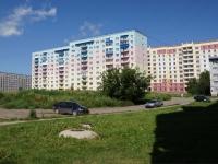 Новокузнецк, улица Чернышова, дом 12. многоквартирный дом
