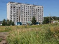 Новокузнецк, улица Чернышова, дом 16. многоквартирный дом