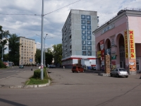 Новокузнецк, улица Веры Соломиной, дом 1. многоквартирный дом