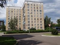 Новокузнецк, улица Веры Соломиной, дом 2. многоквартирный дом