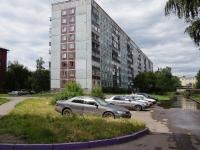 Новокузнецк, улица Веры Соломиной, дом 3. многоквартирный дом