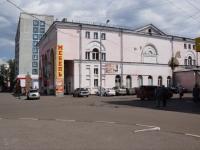 """Новокузнецк, улица Веры Соломиной, дом 5. торговый центр """"Шахтёр"""""""