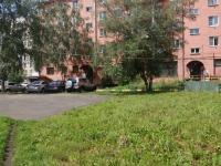 Новокузнецк, улица Веры Соломиной, дом 9. многоквартирный дом