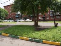Новокузнецк, улица Веры Соломиной, дом 15. многоквартирный дом