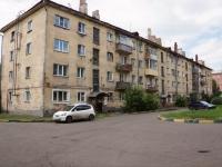 Новокузнецк, улица Веры Соломиной, дом 19. многоквартирный дом