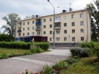 Новокузнецк, улица Веры Соломиной, дом 23. многоквартирный дом