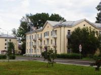 Новокузнецк, улица Веры Соломиной, дом 31. многоквартирный дом