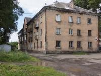 Новокузнецк, улица Веры Соломиной, дом 35. многоквартирный дом