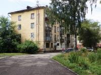 Новокузнецк, улица Веры Соломиной, дом 37. многоквартирный дом
