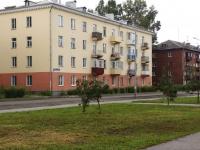 Новокузнецк, улица Веры Соломиной, дом 39. многоквартирный дом
