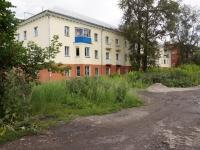 Новокузнецк, Трестовский переулок, дом 2. многоквартирный дом