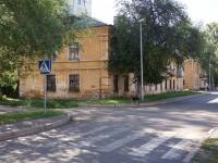 Новокузнецк, Трестовский переулок, дом 7. многоквартирный дом