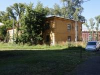 Новокузнецк, Трестовский переулок, дом 10. многоквартирный дом