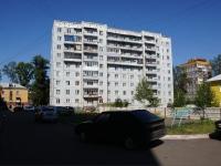 Новокузнецк, Трестовский переулок, дом 12. многоквартирный дом