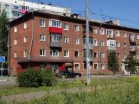Новокузнецк, улица 1 Мая, дом 10А. многоквартирный дом