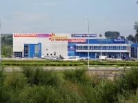 Novokuznetsk, st Zorge, house 17. shopping center