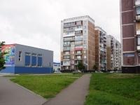 Новокузнецк, улица Зорге, дом 22. многоквартирный дом