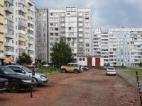 Novokuznetsk, Zorge st, house 34А. Apartment house