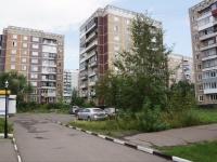 Новокузнецк, улица Зорге, дом 2. многоквартирный дом